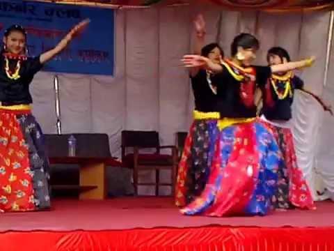 Hieudo Maa Hiu Parda fakayo chyangba le By Kunti Moktan (Video: Don Pasa)