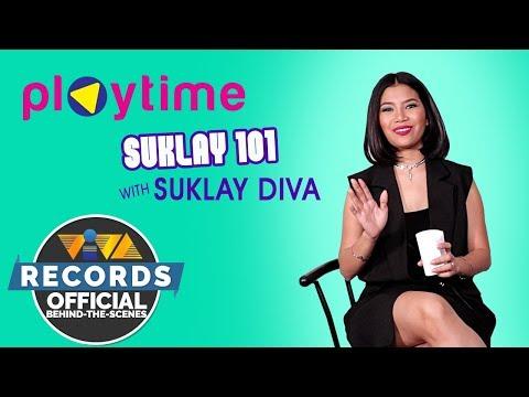 """Playtime: Suklay101 with """"Suklay Diva"""" Katrina Velarde!"""
