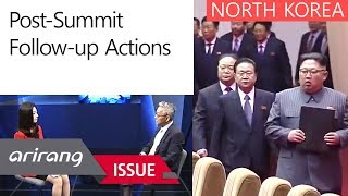 [A Road to Peace] Post-Summit Follow-up Actions