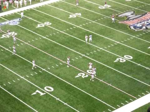 Alabama vs. Utah 2009 Sugar Bowl
