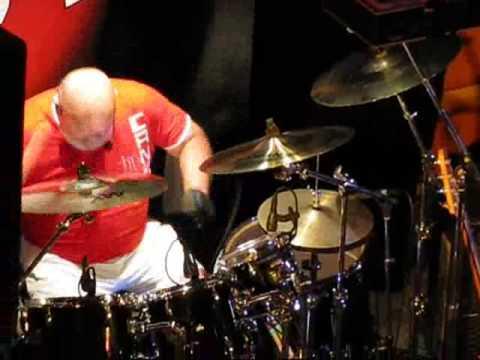 Jerry Mercer Drum Solo - Studio 101 Whistler