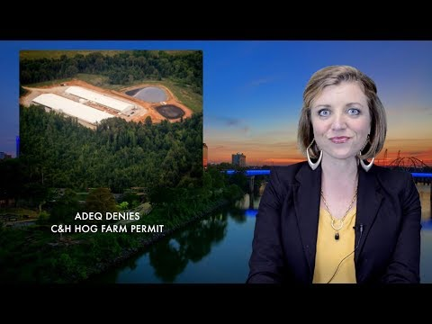 Today in Arkansas:  ADEQ denies C&H Hog Farm permit