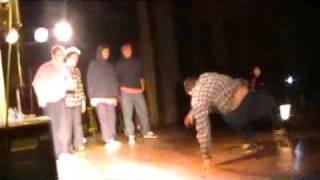 Eldo/Daniel Drumz in Gorzów Wlkp. (Gin Lubuski Trailer)