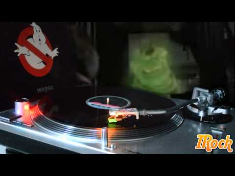 Ray Parker, Jr - Ghostbusters (vinyl, 45 rpm) HD