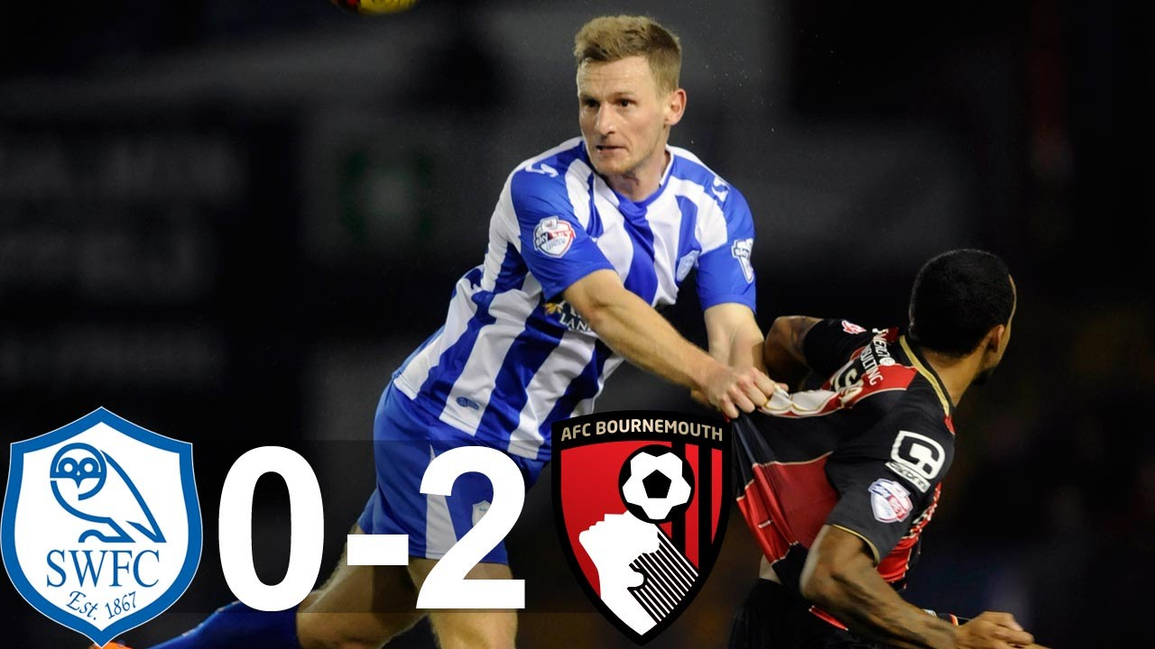 Sheffield Wednesday v AFC Bournemouth | 2014/15 Sky Bet Championship highlights