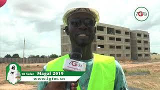 Découvrez l'incroyable chantier de l'Université de Touba