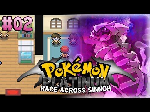 """Pokemon Race Across Sinnoh Episode 2 - """"The Old Rod"""" [Pokemon Platinum Nuzlocke Verses]"""