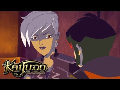 'Rescuing Aakshmi' Official Clip | Kaijudo: The Rise Of Duel Masters Season 2