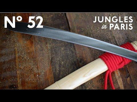 Blades of Steel: Southeast Asia's Premier Sword Maker (Lampang, Thailand)