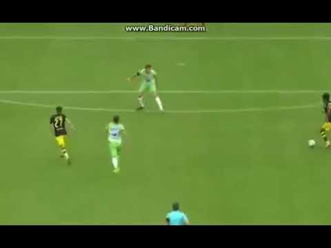 Download Christian Pulisic Goals Wolfsburg vs Borussia Dortmund 0-1 19/08/2017 HD