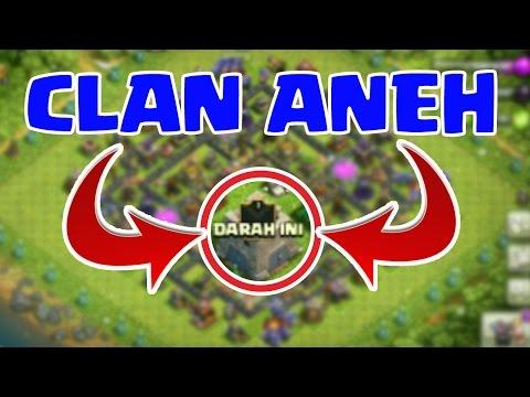 Clan COC Aneh dan Misterius ( CLAN DARAH INI ) - COC INDONESIA