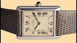 Rolex Oyster Perpetual, Must de Cartier Tank, & a Vintage Alarm | IN THE METAL