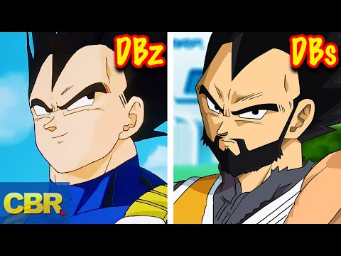 20 Major Changes Between Dragon Ball Z And Super