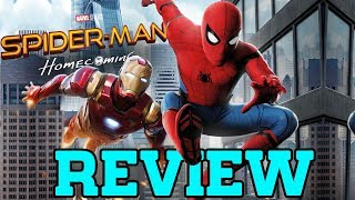 Spider-Man: Homecoming – Movie Review (with Spoilers)
