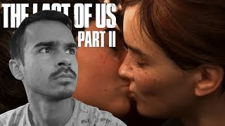 THE LAST OF US 2 GAMEPLAY TRAILER REAKTION !! 🔥🔥🔥