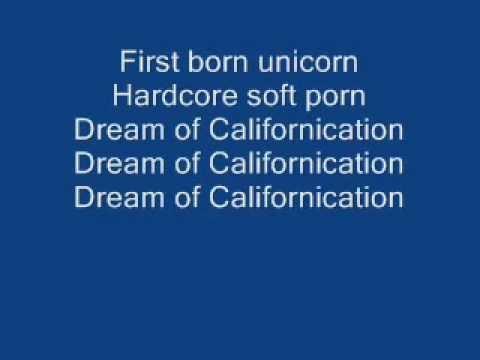 Californication-Red Hot Chilli Peppers Lyrics