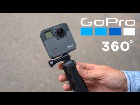GOPRO NEW 360 CAMERA!