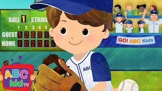 Take Me out to the Ballgame (2D) | CoCoMelon Nursery Rhymes & Kids Songs