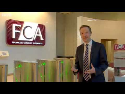 Banking regulation  FSA to Financial Conduct Authority