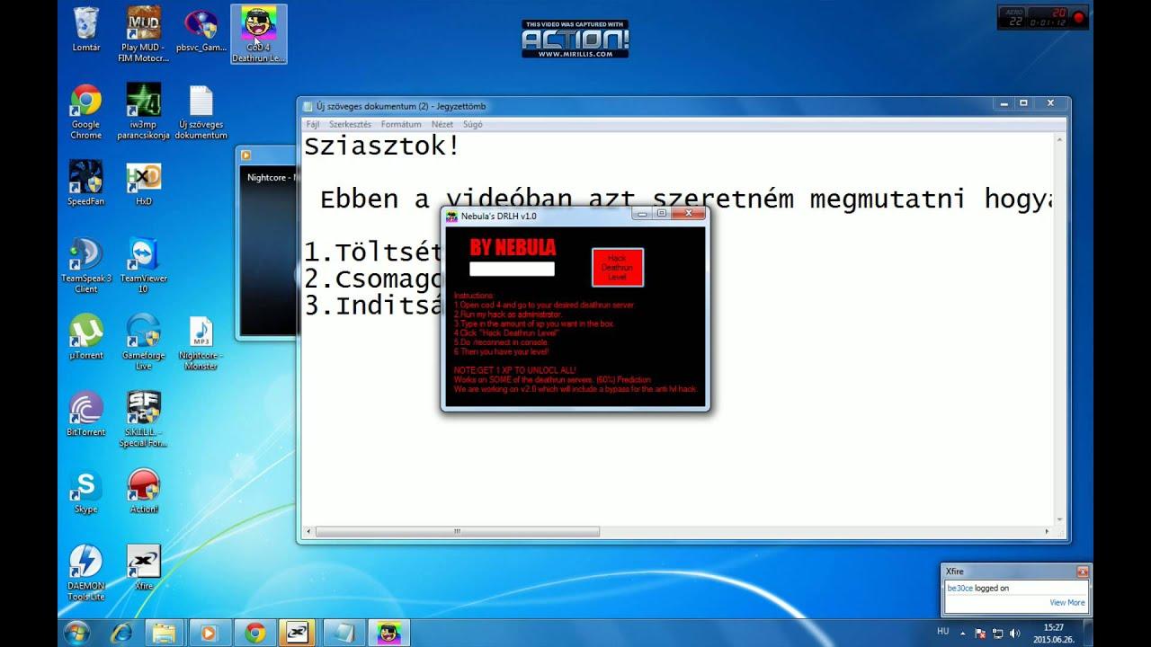 cod4 deathrun level hack