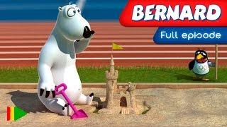 Bernard Bear - 153 - Long Jump