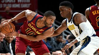 Cleveland Cavaliers vs Indiana Pacers Full Game Highlights | 1/8/2019