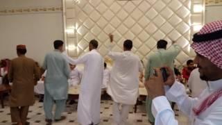 Balochs Jhoomer In Riyadh Today 29/7/2016