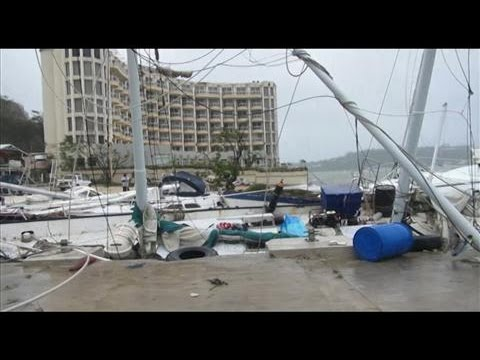 Tropical Cyclone Pam Wreaks Havoc on Vanuatu