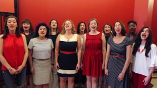 The Star-Spangled Banner, performed by Treble NYC