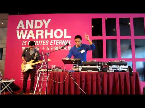 A Tribute to Andy Warhol : Sonic MSG @ The Hong Kong Museum of Art