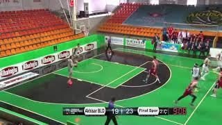Terrell Allen, Red #2 / Final Spor @ Akhisar Belediye