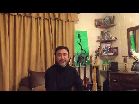Alvaro Huerta Segundo Ciclo   Cantando en casa RESISTIRÉ