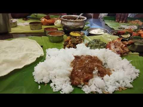 Ponnusamy Hotel - Tamilnadu street foods