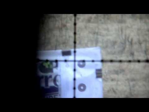 benjamin-armada-.25-55-yard-accuracy-test