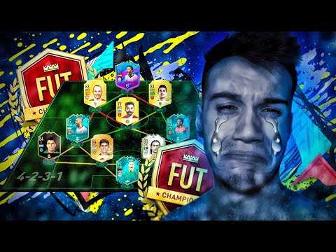 UN 🍬CARAMELITO🍬 ME HACE LLORAR EN FUT CHAMPIONS - FIFA 20