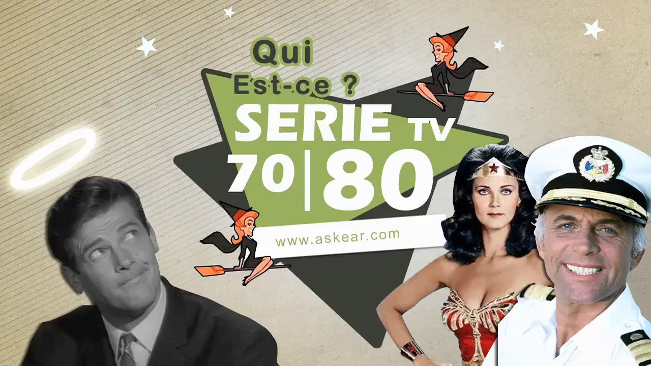 quizz serie tv avec reponse ann e 70 80 youtube. Black Bedroom Furniture Sets. Home Design Ideas