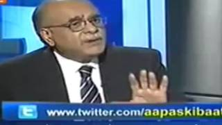 Aapas Ki Baat with Najam Sethi ( 03 January 2014) - HD