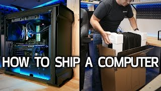 How To Ship a Desktop PC