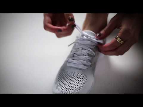 """That's a Look """"Lacing Your Flytes"""""""