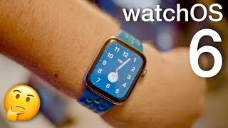 watchOS 6: Biggest changes & added features