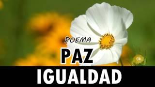 [POEMA] La Paz y la Igualdad - Por Bion Valdivieso
