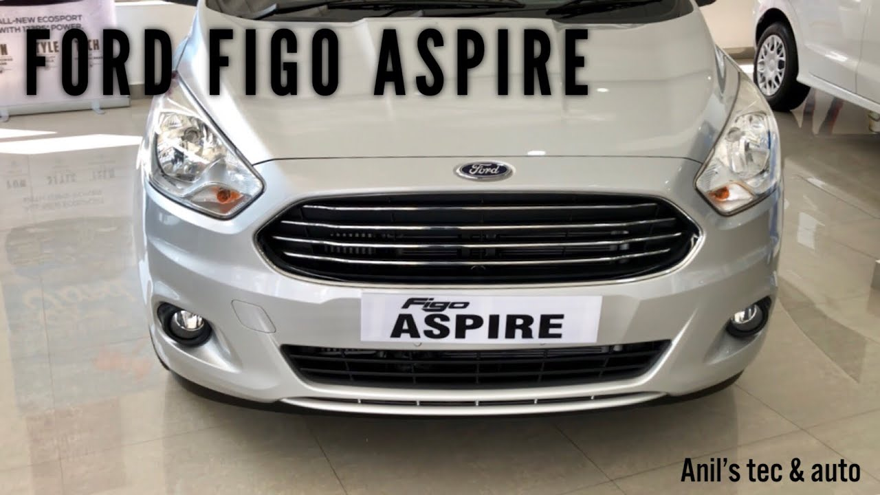 Ford Figo Aspire 2017 Titanium Youtube