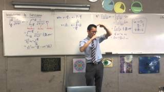 Integration by Substitution (4 of 4: Applying the substitution to a definite integral)