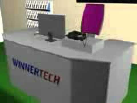 Lab Bahasa Wireless  WT04 by WinnerTech