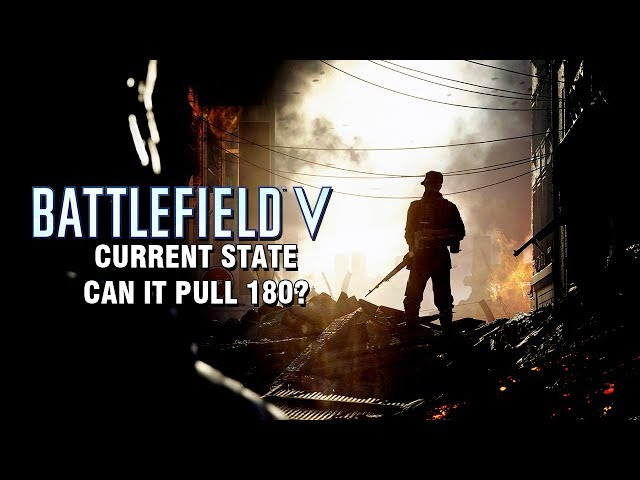 Battlefield V: Current State, Can it Pull 180? | PANDA VLOGs