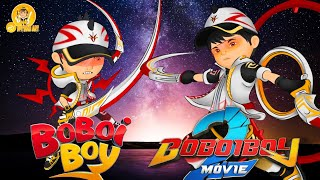 Boboiboy Vs Boboiboy Galaxy Musim 2 (Pengumuman Give Away