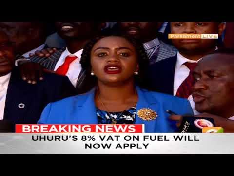Waruguru: Im deeply concerned with dictatorship exhibited in parliament