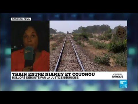 Train entre Niamey et Cotonou : Bolloré débouté par la justice béninoise