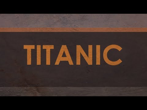 RMS TITANIC: Welcome to New York (1980)
