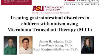 New Study Results for Microbiota Transplant Therapy for Autism